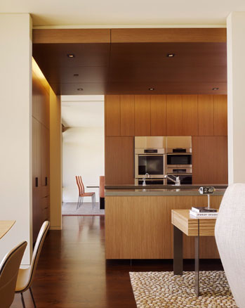 Mt Tiburon Residence Plant Architectural Woodwork